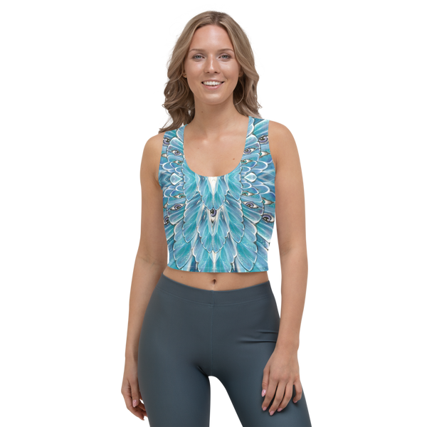 Dragonfly Dreaming Crop Top