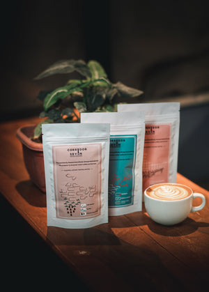 SAMPLERS  (INCLUDES- PRE LAUNCH OF NEW COFFEE)