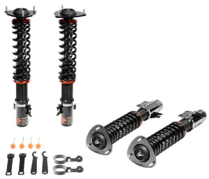 KSport 02-07 Subaru Impreza WRX – Gravel Rally Spec GR Coilovers