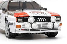 Load image into Gallery viewer, Tamiya #58667 Audi Quattro Rallye A2 Remote Control Car Kit