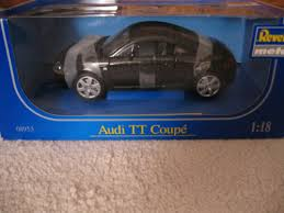 Revell Metal Audi TT Coupe 1:18 Scale (08953)