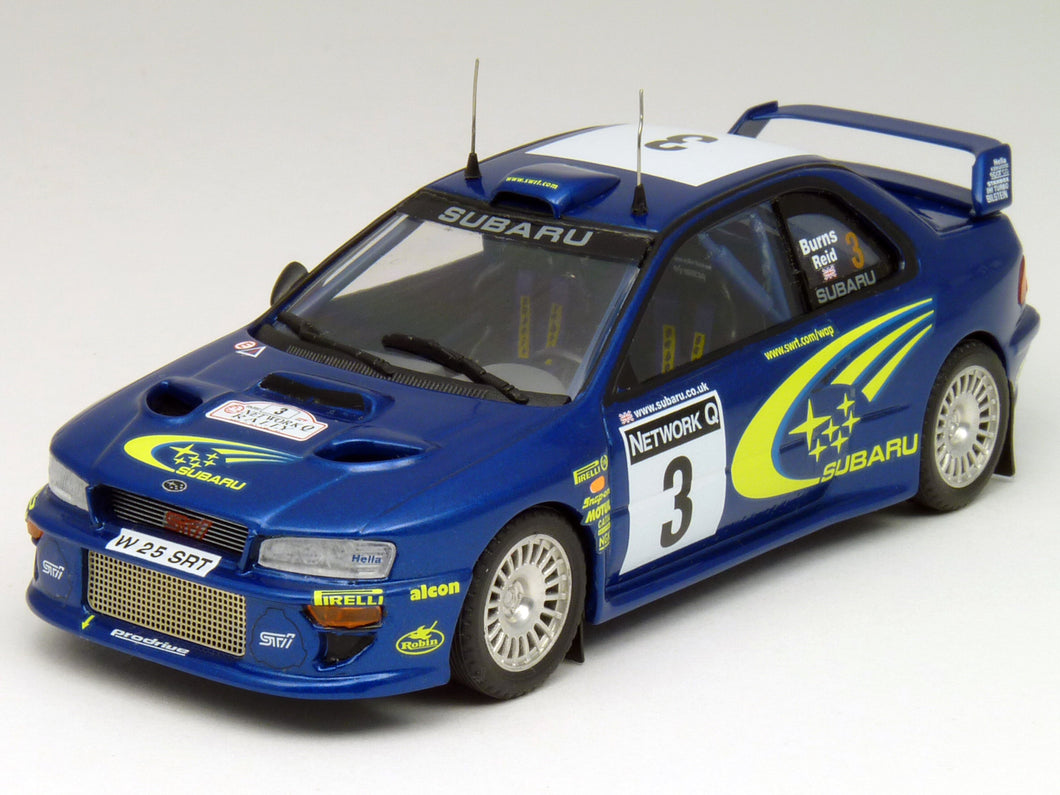 Troféu Pro.03-2000MC Subaru Impreza GC WRC2000 Rally of Great Britain 2000 Winner