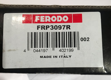 Ferodo FRP3097R Front Brake Pad DS3000