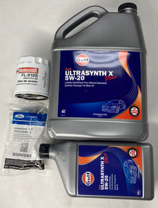 2011-2019 Ford Fiesta/Fiesta ST DIY Oil Change Bundle