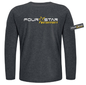 Four Star Motorsports Long Sleeve T-Shirt