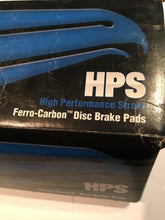 Load image into Gallery viewer, Hawk HB521F.800 Front Or Rear Brake Pads HPS Compound