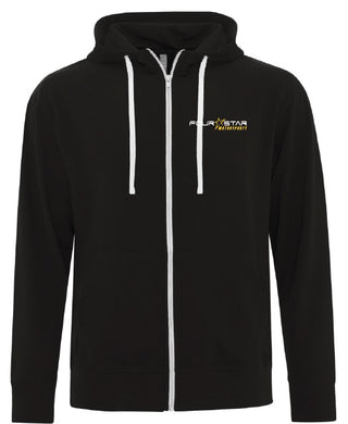Four Star Motorsports Zip Up Hoodie