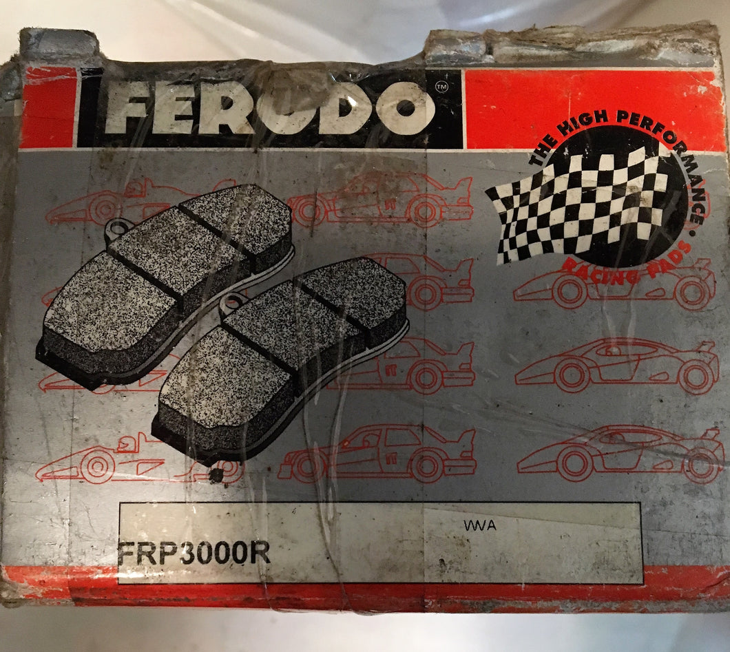 Ferodo FRP3000R DS3000 Racing Brake Pads