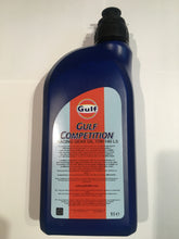 Load image into Gallery viewer, Gulf Competition Racing Gear Oil 75W-90LS & 75W-140LS 1L