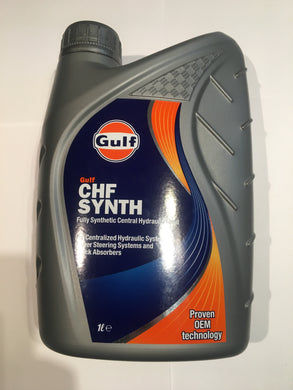 Gulf CHF Synth Power Steering Fluid 1L