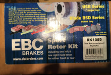 Load image into Gallery viewer, EBC Brakes Subaru R180 Gravel Spec Rear Brake Rotors