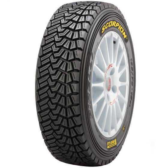 Pirelli GM Series Historic Rally Tire 185/70R13