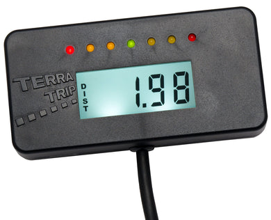 TerraTrip T016G Remote Display Unit for V4 202/303 Tripmeters