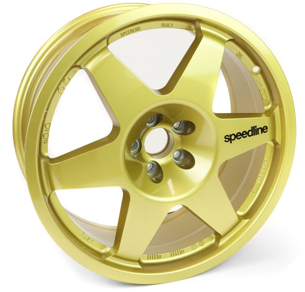 Speedline 2013C Wheel - 8x18, 5x100, ET11.6 Subaru Widebody Fitment