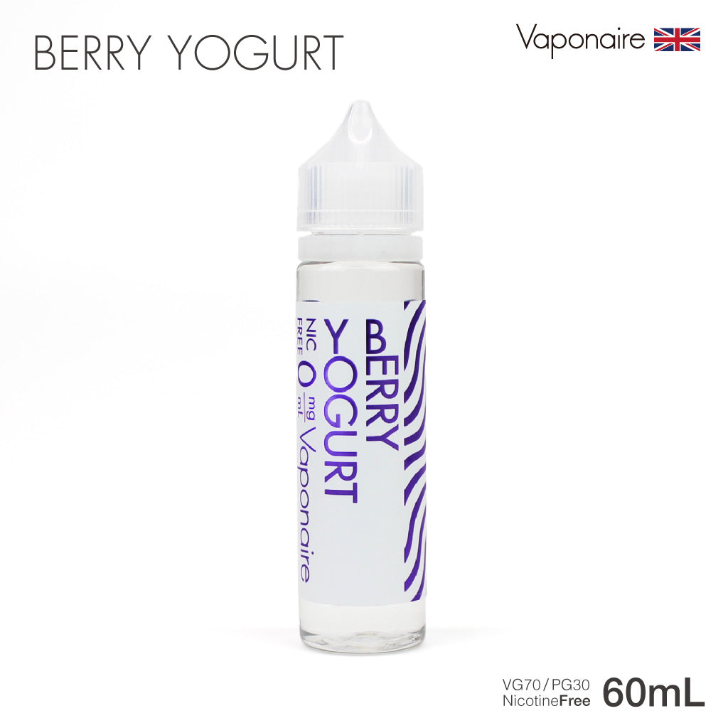 Vaponaire BERRY YOGURT(ベリーヨーグルト) 60mL