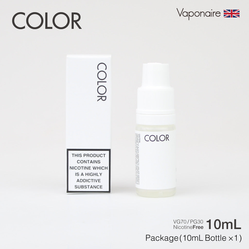 Vaponaire Color (カラー) 10mL