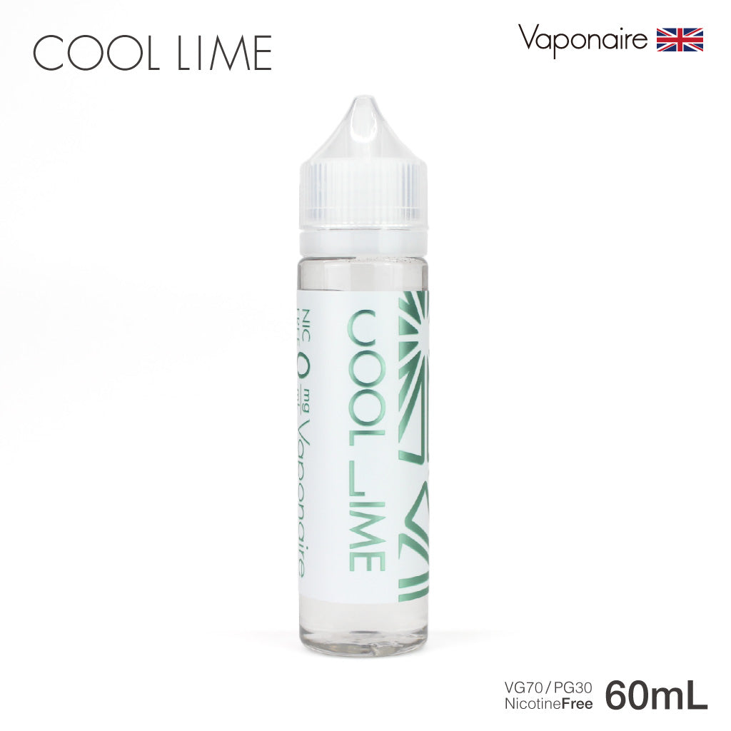 VAPEリキッド COOL LIME Vaponaire
