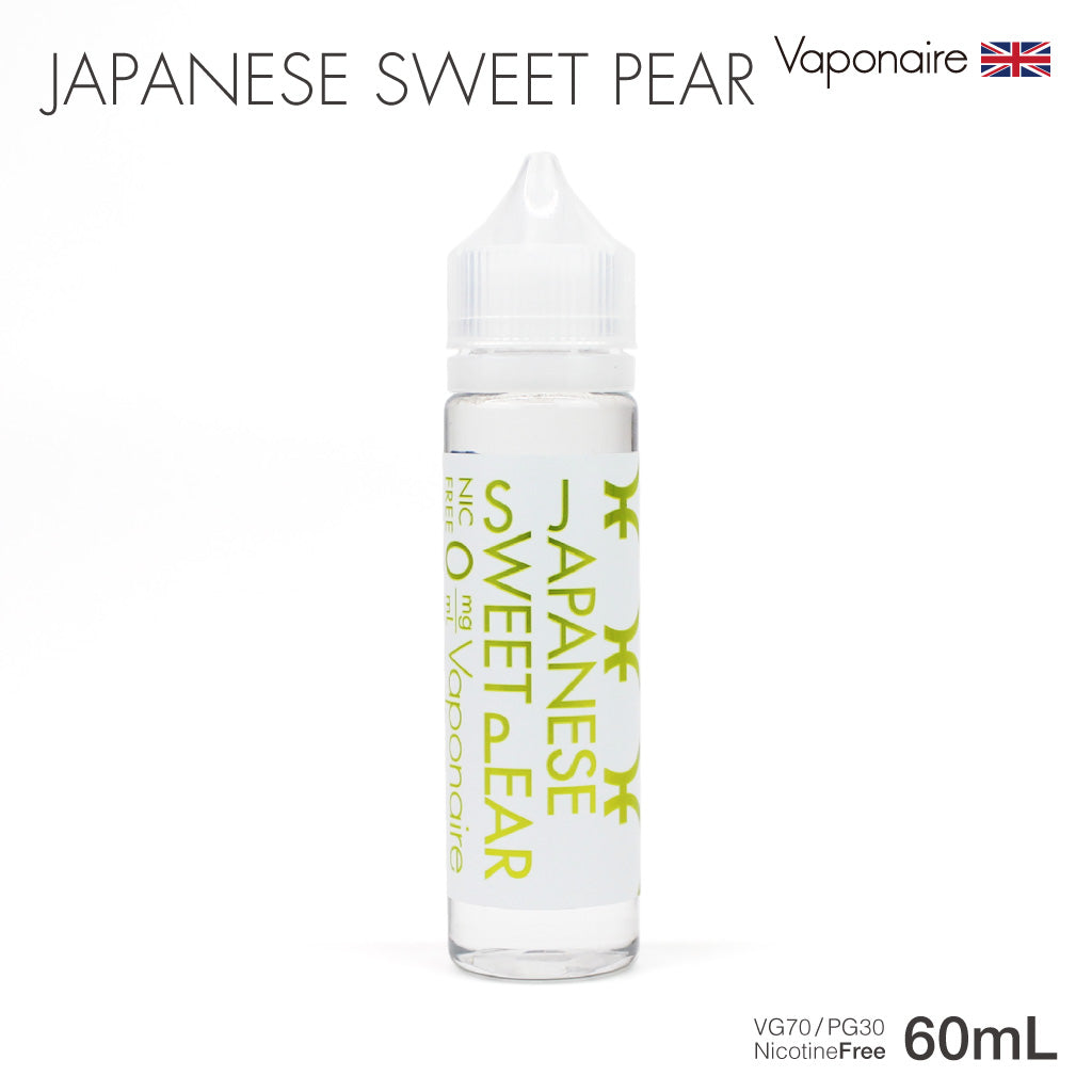 Vaponaire JAPANESE SWEET PEAR(和ナシ) 60mL