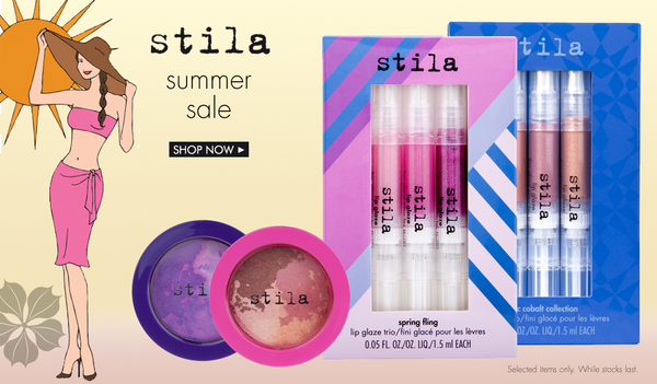 stila summer sale