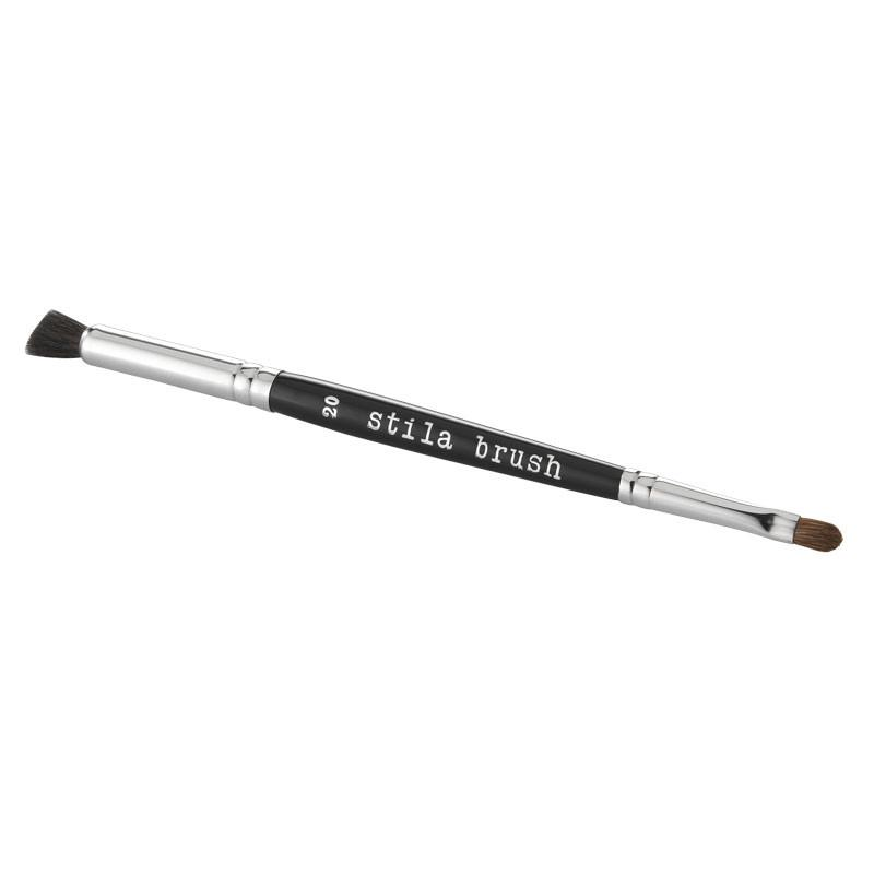 stila #20 double-ended brush