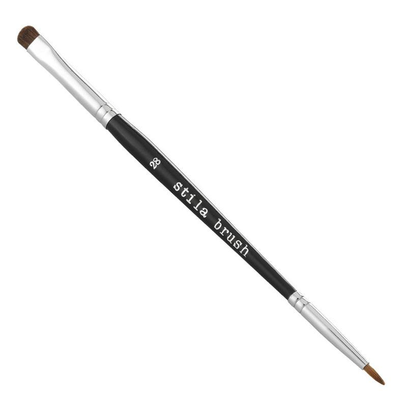stila #28 double-ended smudge brush