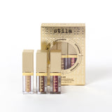 Stila Eye Spy Glitter & Glow Liquid Eye Shadow Set