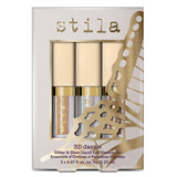 stila 3D Dazzle - Glitter & Glow Liquid Eyeshadow Set