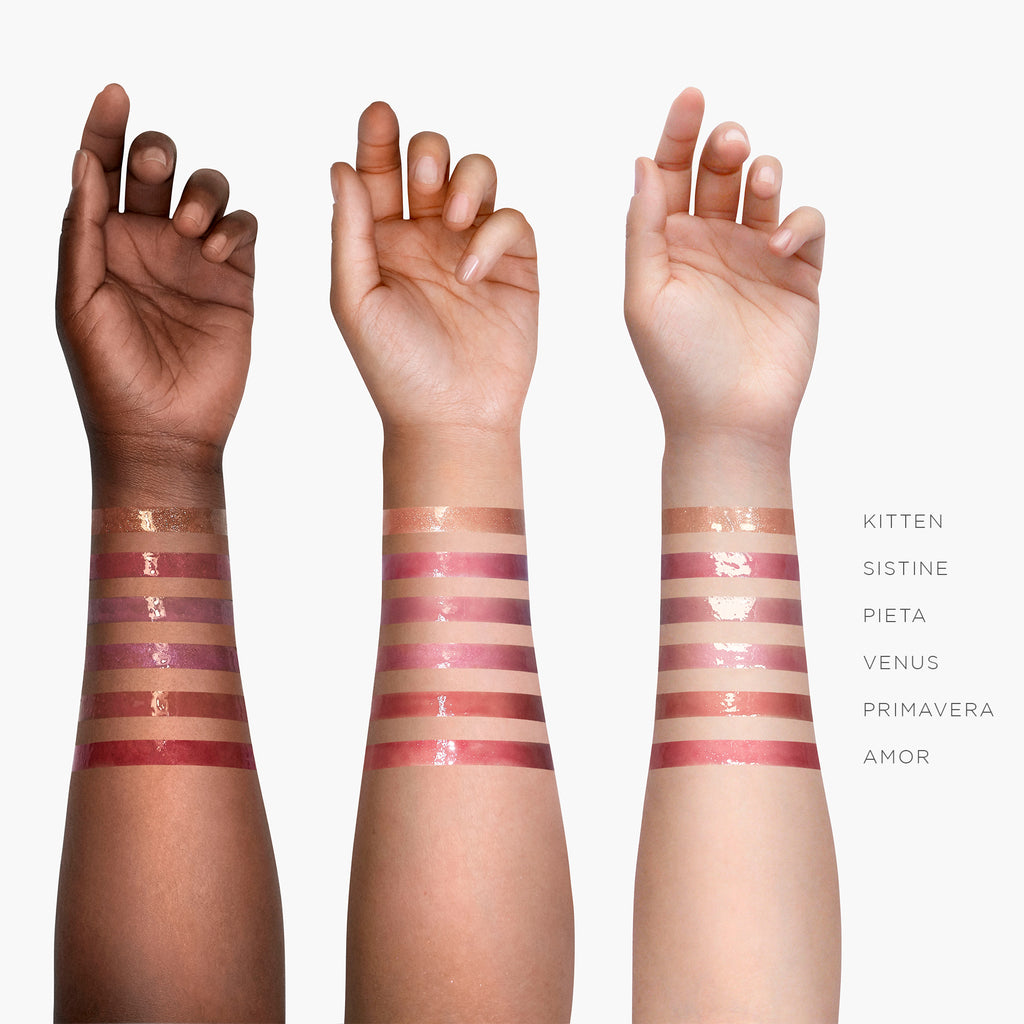 Stila Plumping Lip Glaze Arm Swatches