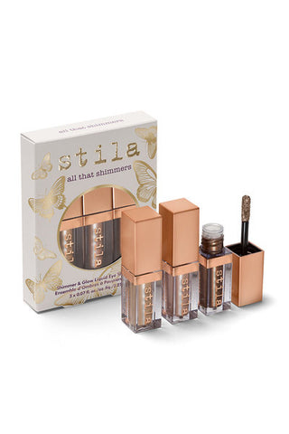 Magnificent Metals Shimmer & Glow Liquid Eye Shadow