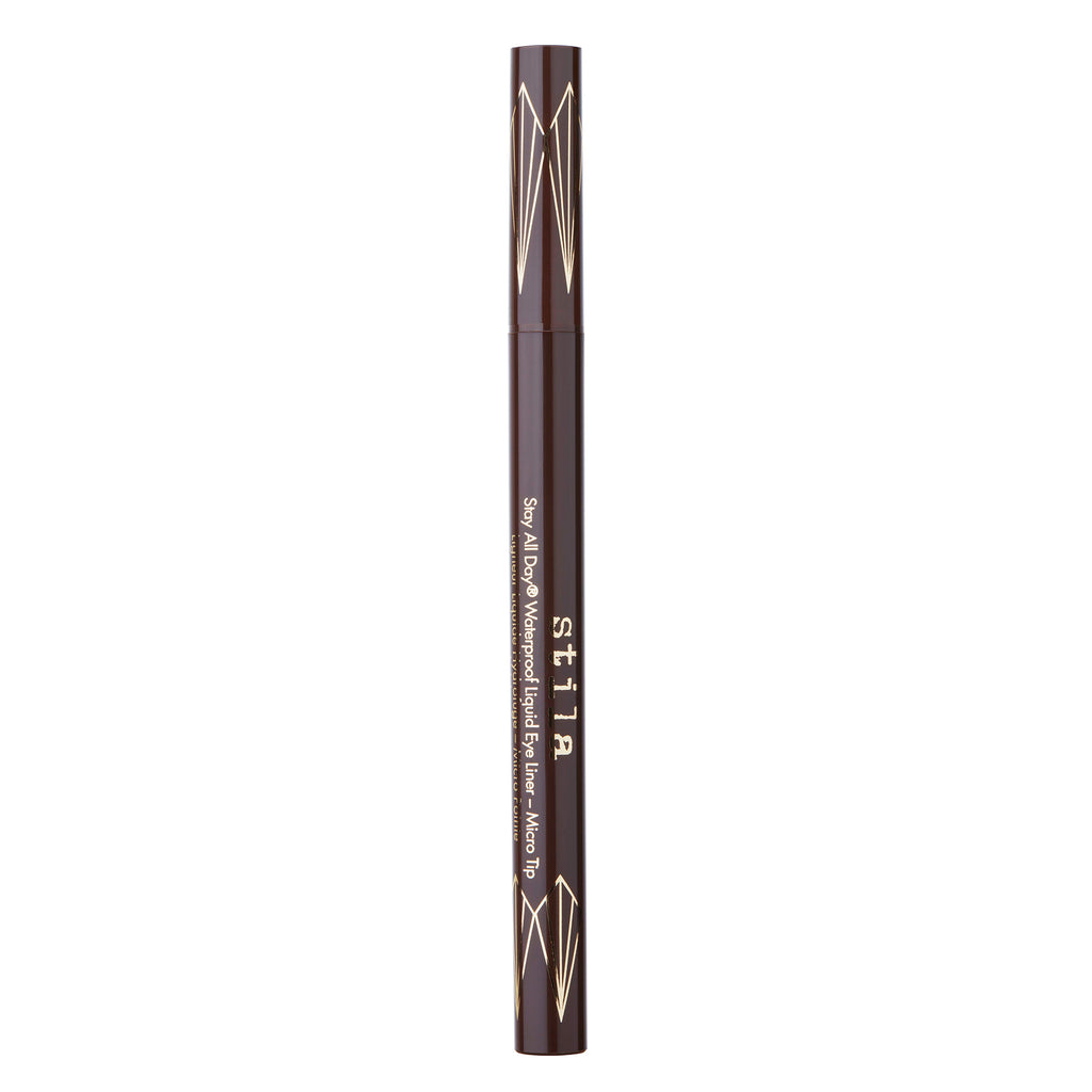 Stay All Day® Liquid Eye Liner Micro Tip - Dark Brown - Stila Cosmetics UK