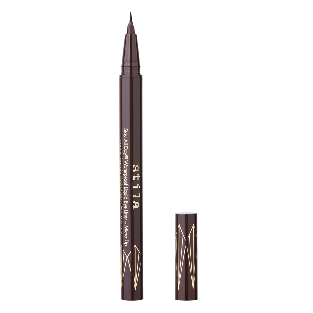 Stay All Day® Liquid Eye Liner Micro Tip - Dark Brown