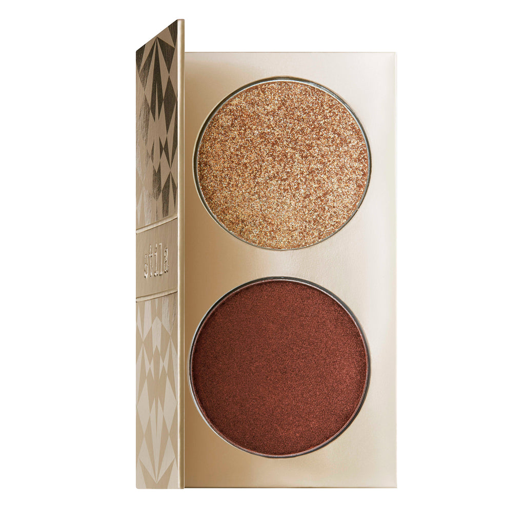 Stila Kaleidoscope Eyeshadow Duo - Velveteen Dream Open