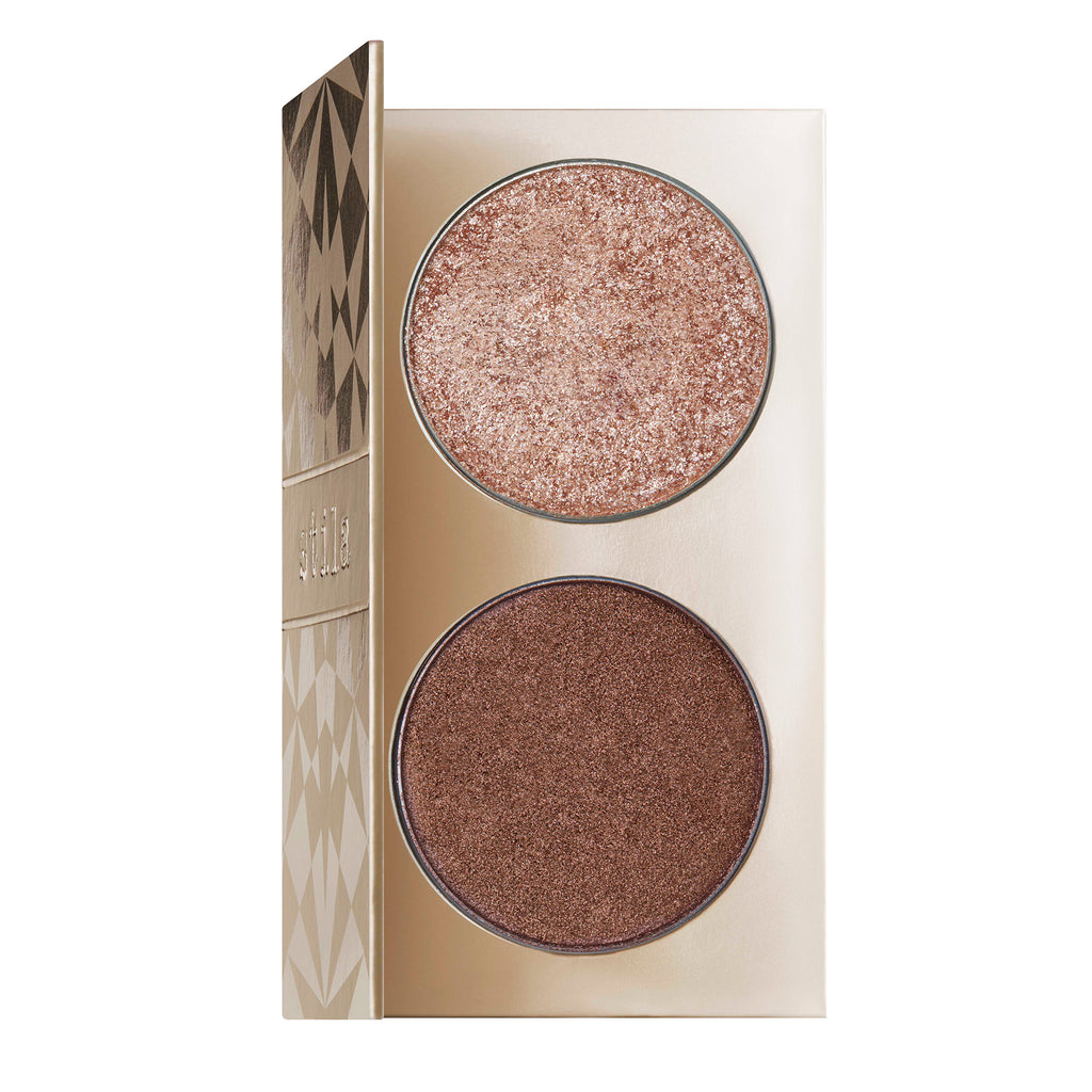 Stila Kaleidoscope Eyeshadow Duo - Classic Cashmere Open