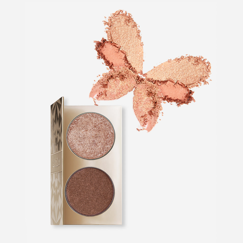 Stila Kaleidoscope Eyeshadow Duo - Classic Cashmere Lifestyle