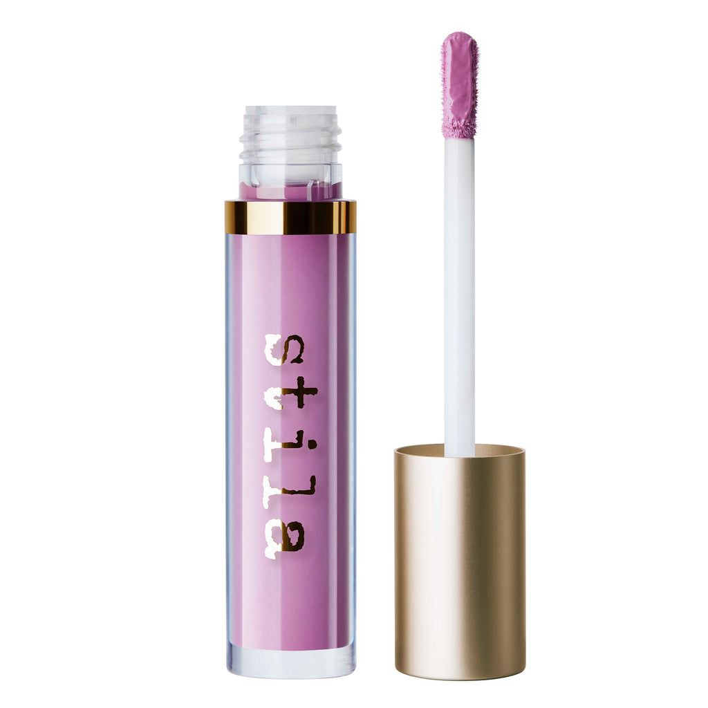 Stila Semi-Gloss Lip and Eye Paint - Michelangelo Open