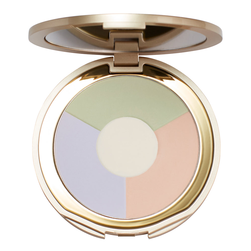 Stila One Step Correct Brightening Finishing Powder Open