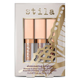 Shimmering Heights - Shimmer & Glow Liquid Eyeshadow Set