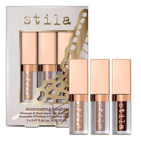 Stila Magnificent Metals Glitter & Glow Liquid Eye Shadow
