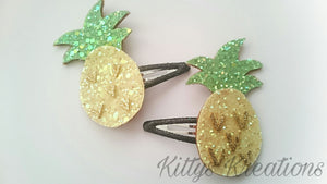 Pineapple clips