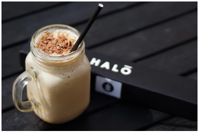 Halo coffee recipes