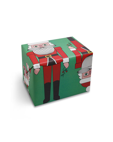 Santacracker Wrapping Paper - Loola Loves UK