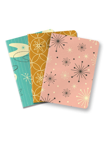 Atomic Notebook Set - Loola Loves UK