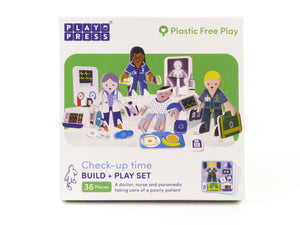 Check-Up Time - Build & Play Set - Loola Loves UK