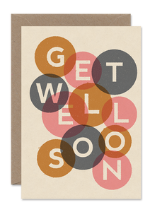 Get Well Soon Card - Loola Loves UK