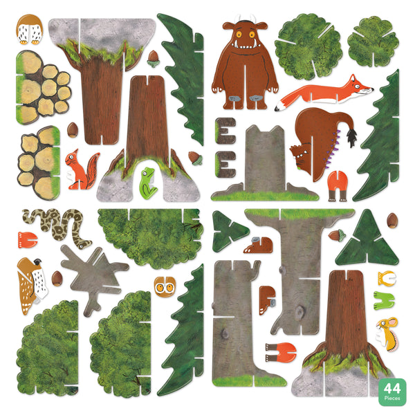 The Gruffalo Pop-out Play Set - Loola Loves UK
