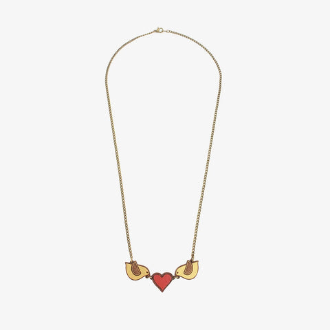 Love Birds Necklace - Loola Loves UK
