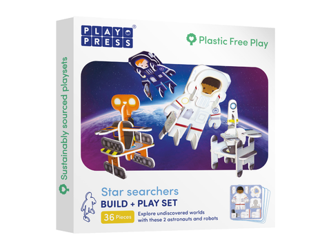 Star Searchers - Build & Play Set - Loola Loves UK