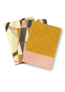 Geometric Notebook Set - Loola Loves UK
