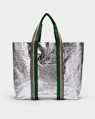 Metallic Bag for Life