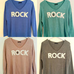 Rock Top in Four Colourways